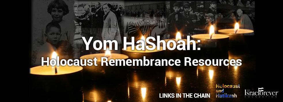 Holocaust and Hatikvah