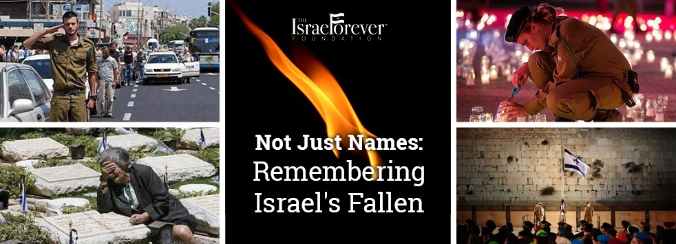 Not Just Names: Remembering Israel's Fallen