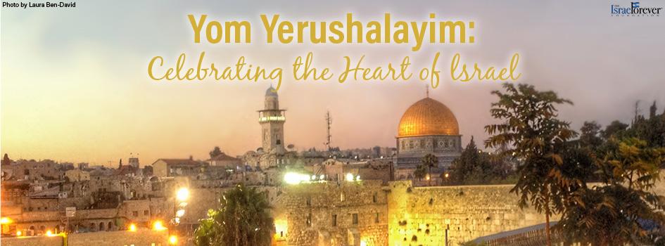 Yom Yerushalayim: Celebrating The Reunification of Jerusalem