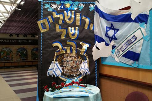 Bringing Israel to Life at CES JDS 5th Grade Israel Day