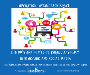 Operation #TakeBackIsrael