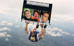 Jump For Our Boys