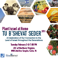 Tu B'Shevat Seder - Growing Your Connection with Israel