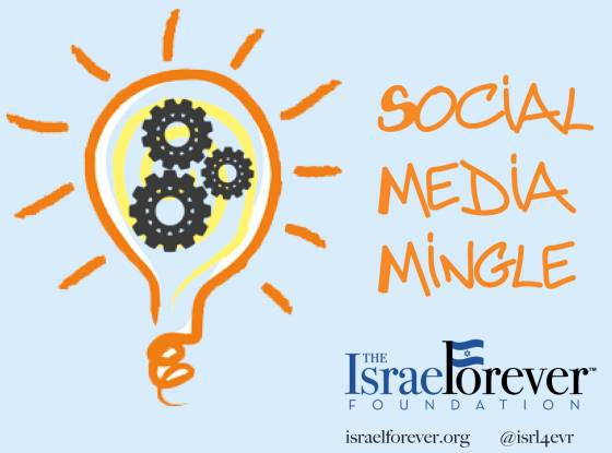 Social Media Mingle 4 Israel: Round 2