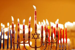 The Hanukkah Menorah: Past and Present