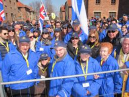 Singing in Memory: Hatikvah on the March of the Living