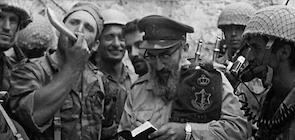 WITNESS THE REUNIFICATION OF JERUSALEM