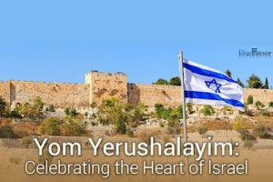 Yom Yerushalayim: Celebrating The Reunification of Jerusalem