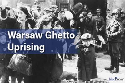 Warsaw Ghetto Uprising (1943)