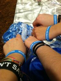 VCI Wristbands