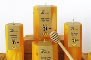 Buy for Good Honey Candle Greeting