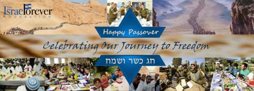 Your Israel Connection For Passover