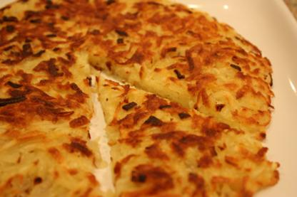 Potato Rösti