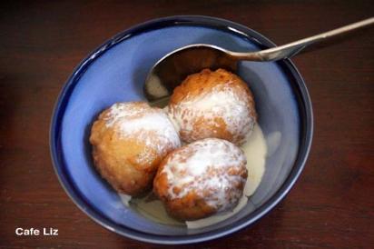 Bimuelos Sweet Dumplings