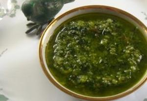 Za'atar Dip or Pesto