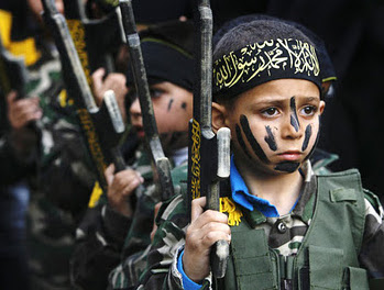 """niño """"palestino"""""""