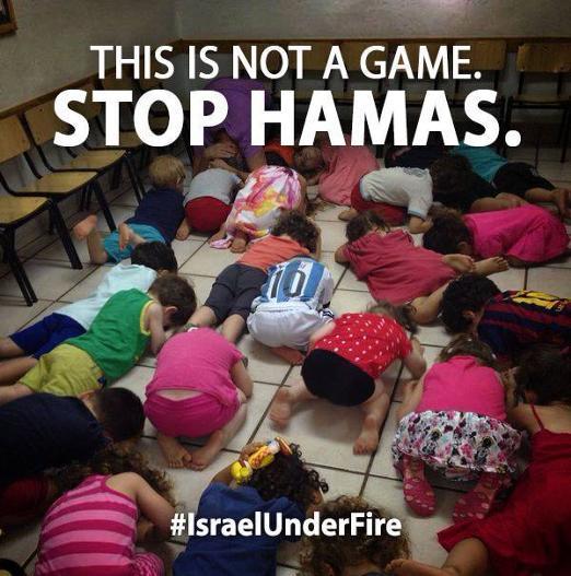 An Israeli Abroad while #IsraelUnderFire