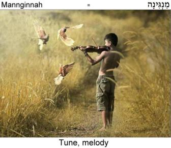 Hebrewman: Learning Through Song