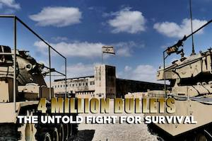 Contribute to 4 Million Bullets: The Untold Fight for Survival