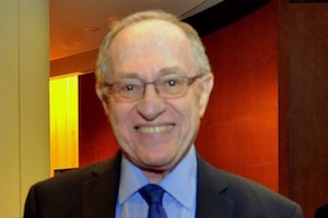 Alan Dershowitz Accepts Honorary Chairmanship of Virtual Citizens of Israel of The Israel Forever Foundation