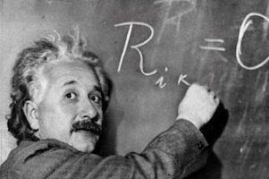 Einstein: Genius, Zionist, Lover.