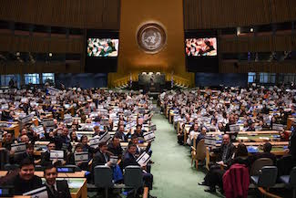 Combatting Hate against Israel at the UN