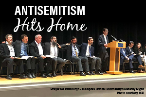 Antisemitism Hits Home