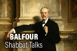Balfour and Beyond
