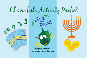 Chanukah Activity Packet