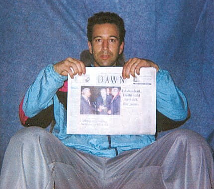 Daniel Pearl and Intersectionality: The Israel Forever