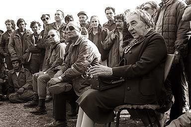 People: Golda Meir