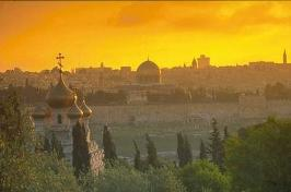 Jerusalem Now and Forever