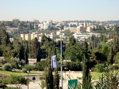 A Sky Above Jerusalem