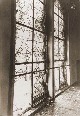Kristallnacht:The Glass is Still Breaking