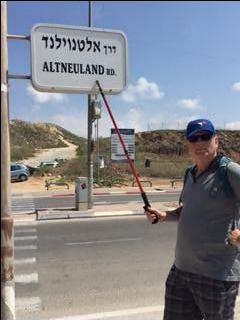 David Matlow Israel 2016 Altneuland