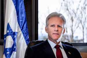 Michael Oren, Ambassador, Israel