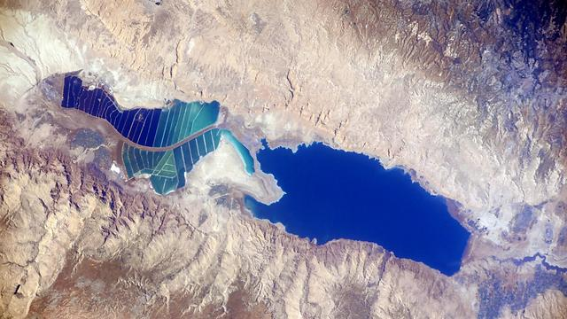 Israel, From Space