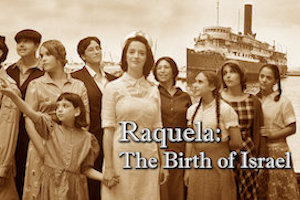 "Book Review: ""Raquela, A Woman of Israel"""