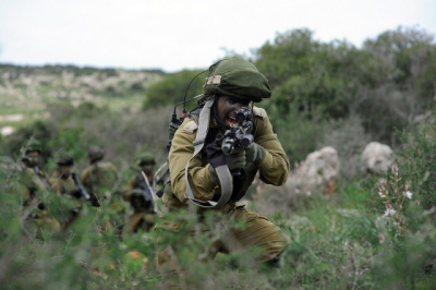 Exercise of the Reconnaissance Battalion Corps of Military Engineering
