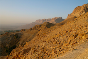From 417m Below to 1,171m Above: Trekking Around Israel