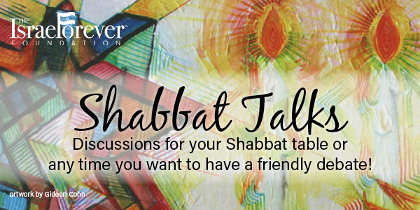 SHABBAT TALKS