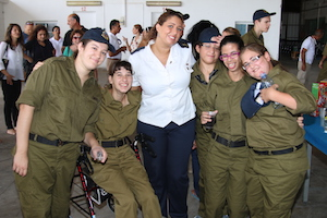 The IDF Has Room For All