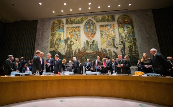 U.N. Security Council. Photo from Flickr