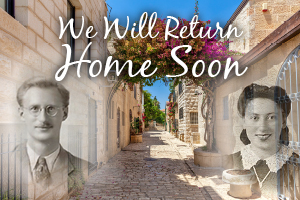 We Will Return Home Soon