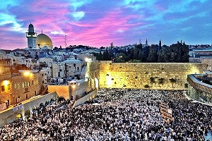 One Shavuot in Jerusalem