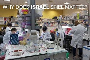 Why Does Israel Still Matter?