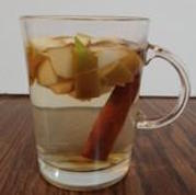 Cinnamon apple tea