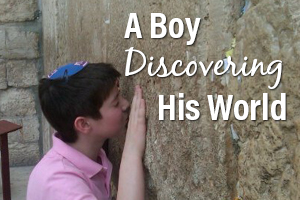 A Boy Discovering his World