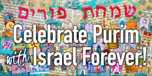 Purim: When Hebrews Became Jews: The Israel Forever Foundation