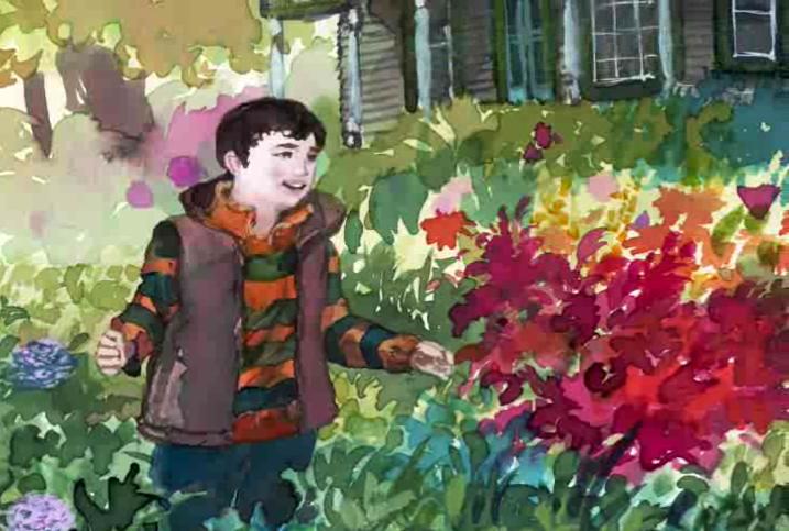 David's Garden: Finding Home